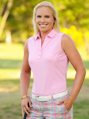 Wood Ranch golf professional Alison Curdt has been named the SCPGA Teacher of the Year.