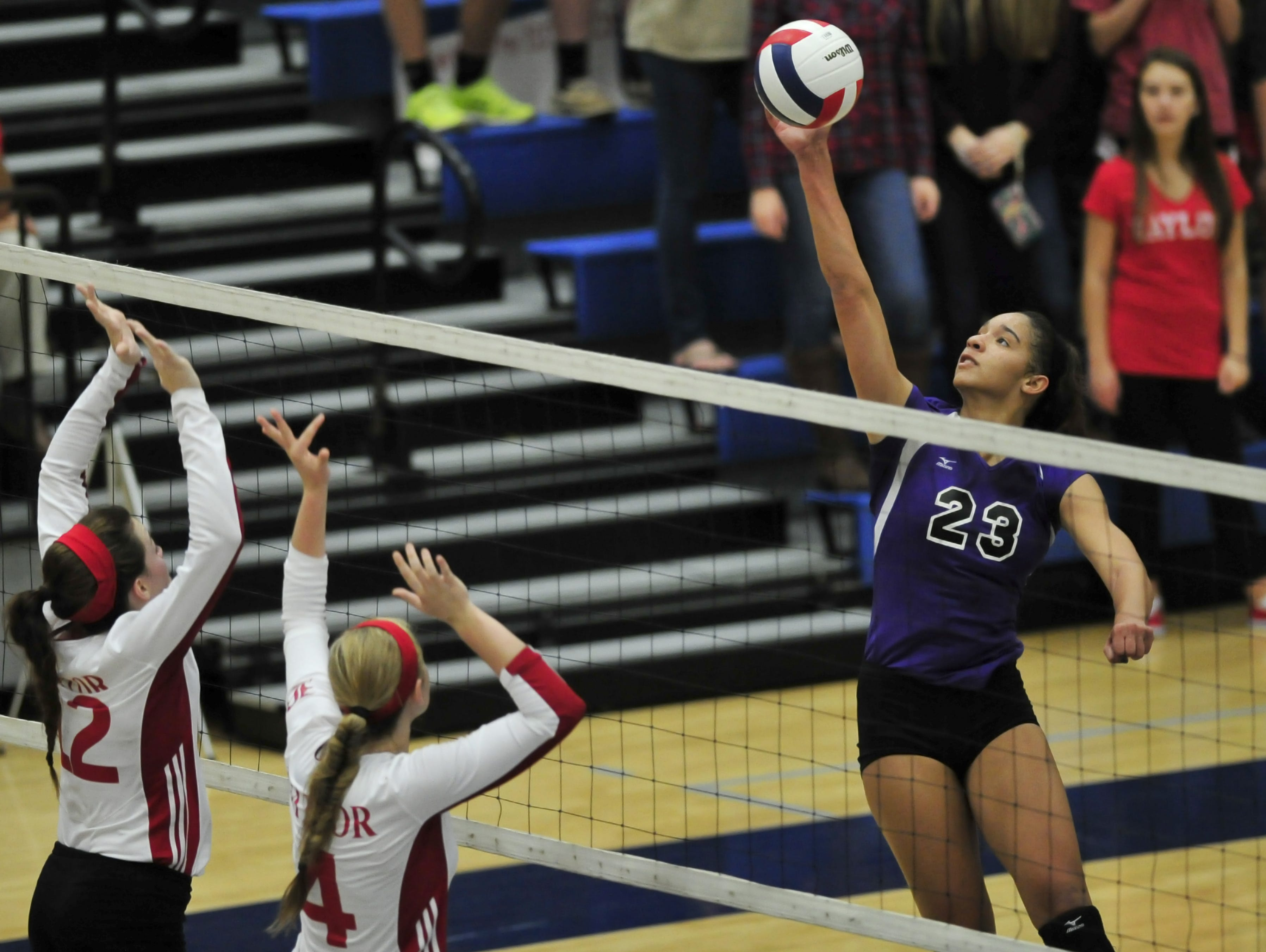 Father Ryan's Lauren Dorrell was named the Tennessee Gatorade Volleyball Player of the Year Tuesday.