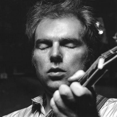 Van Morrison's new deal with Sony's Legacy Recordings