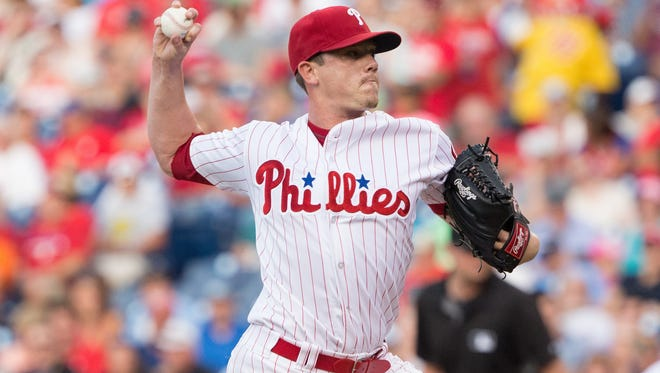 Jeremy Hellickson became the fourth player to accept a qualifying offer out of the 64.