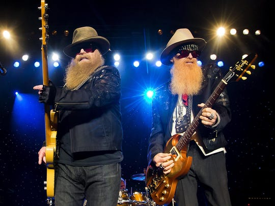Dusty, Hill, Billy Gibbons