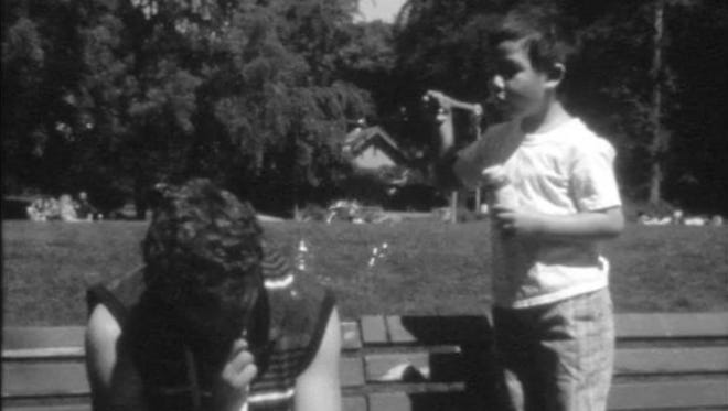 """A still from """"Angel,"""" screening in New Brunswick this weekend as part of the United States Super 8mm Film and Digital Video Festival."""