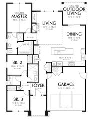 The efficient layout fits in surprising amenities,