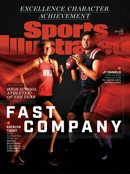 Katelyn Tuohy on SI