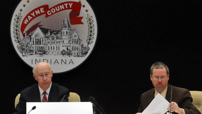 Wayne County Commissioners won't meet this week.