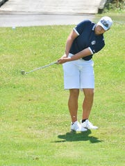 Chambersburg's Karsen Rush, the medalist with a 75,