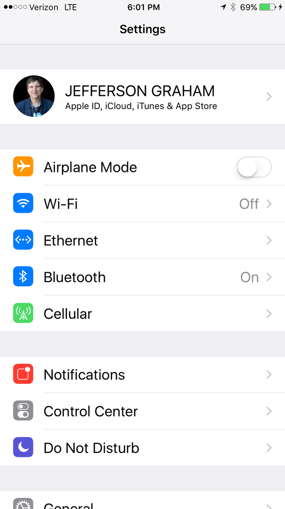 Adding ethernet to the iPhone isn't hard.