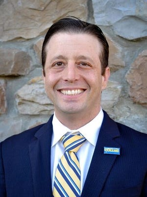 Matt Lenzini is chair of the Colonial Region Republican Committee.