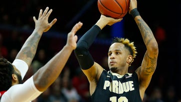 Purdue basketball survives serious upset scare at last-place Rutgers