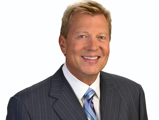 John Hook, Fox 10 anchor.