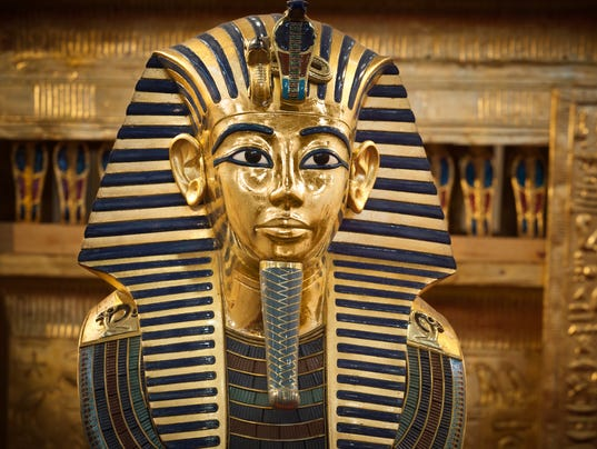Image result for tomb of King Tut images