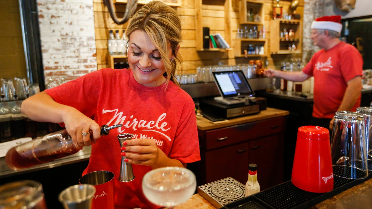 The 'Miracle' on Walnut street Christmas themed pop-up bar will be hosted by Missouri Spirits and will benefit the Child Advocacy Center.