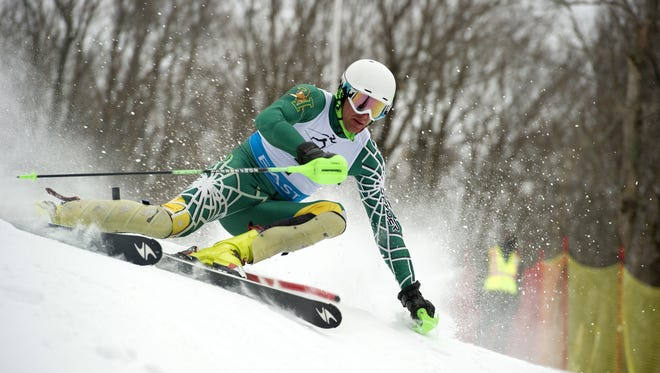 UVM's Tim Kelley of Starksboro is competing at the FIS World Championships in Colorado this month.