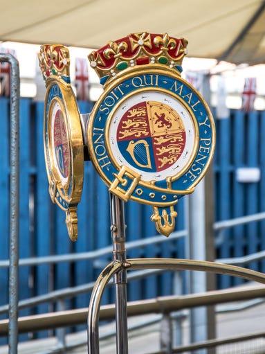 Inside A Cruise Ship Engine Room: Photo Tour: Inside The Royal Yacht Britannia
