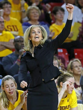 ASU's Charli Turner Thorne is a semifinalist for Naismith women's basketball national Coach of the Year.