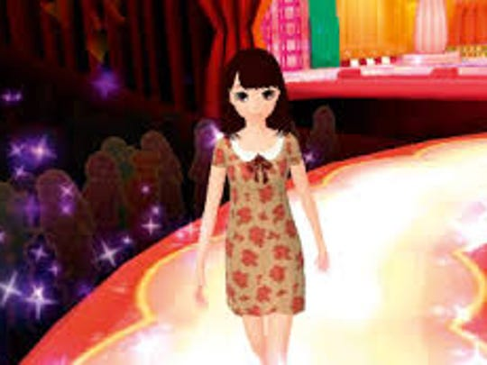 "In addition to designing clothes, you can strut your stuff in the runway, too, in ""Style Savvy: Fashion Forward."""
