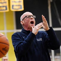 East Lansing coach Steve Finamore suspended for CAAC Blue title game against Okemos
