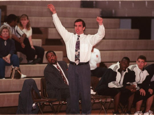 Tim Maloney took Mariner High School to a No. 1 ranking in Florida and No. 16 national ranking in 1995-96.