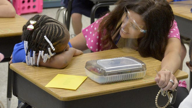 Teachers, administrators and students in Effingham County returned to the classroom in August