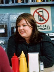 "Melissa McCarthy as Sookie St. James in ""Gilmore GIrls."""