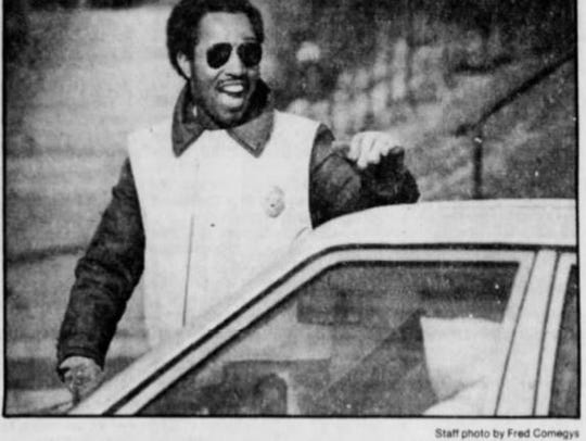 Earl Tate, at age 32, was featured in a News Journal