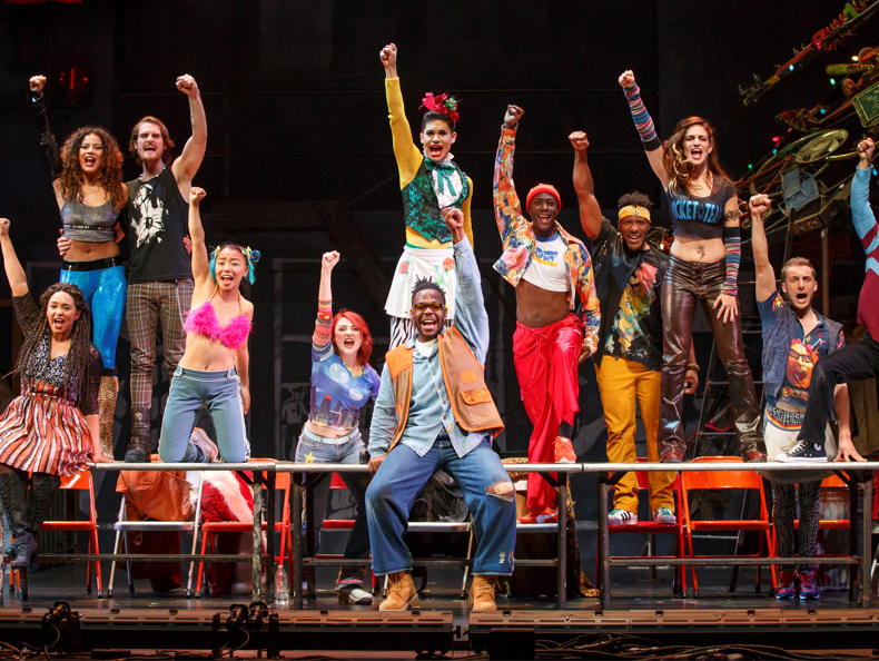 Win a pair of tickets to see the Broadway hit 6/12 at Clowes. Enter 5/14-6/3