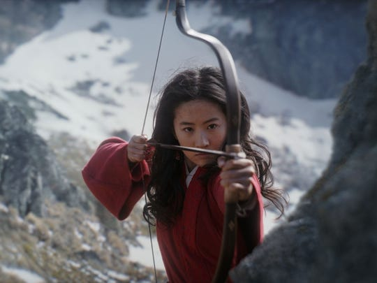 "The new ""Mulan"" is celebrated for being who she is."