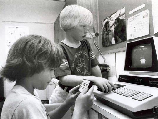 Commodore 1979 NJ