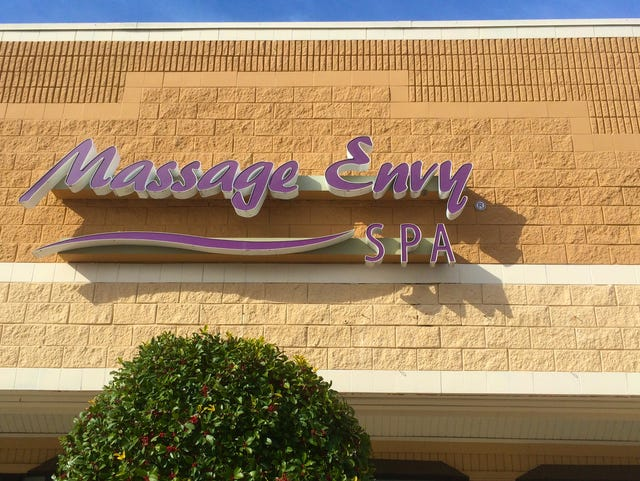 Massage Envy therapists accused of 180 sexual assaults