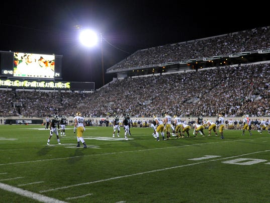 Notre Dame storylines to follow at Spartan Stadium