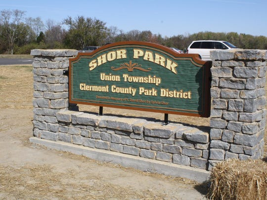 Shor Park is one of several Clermont County Parks that could be completed following passage of the park levy Nov. 8. The park is on Tealtown Road in Union Township near Baldwin Road.
