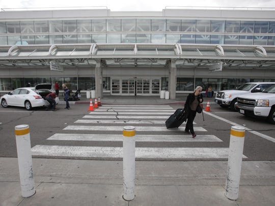 Ontario International Airport travelers will no longer be able to hitch a ride with Uber. The popular ride-sharing service stopped serving the airport on Friday, Sept. 13, 2019, citing a transportation fee hike it did not want to pass on to its customers.