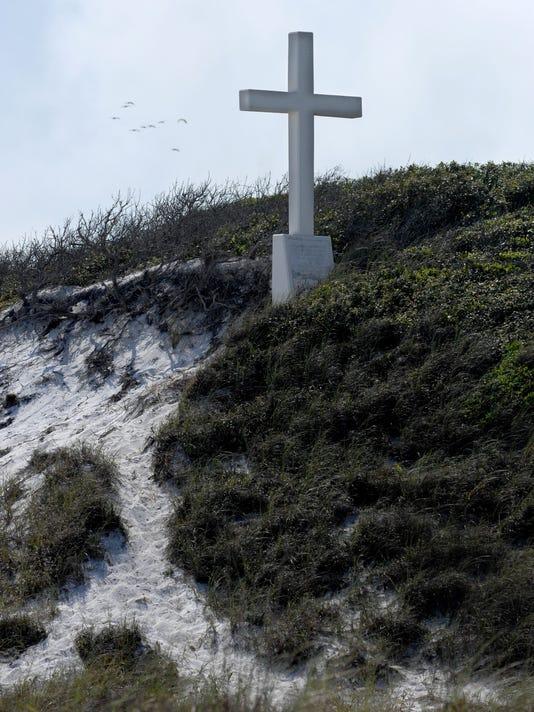 Pensacola Beach dunes 20