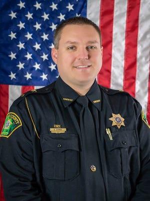 Dodge County Sheriff Dale Schmidt