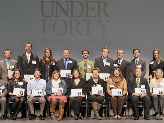20 Under Forty