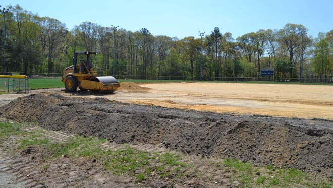 A $3 million expansion of the Henry S. Parker Athletic Complex will add three more fields to the facility on Naylor Mills Road in Salisbury.