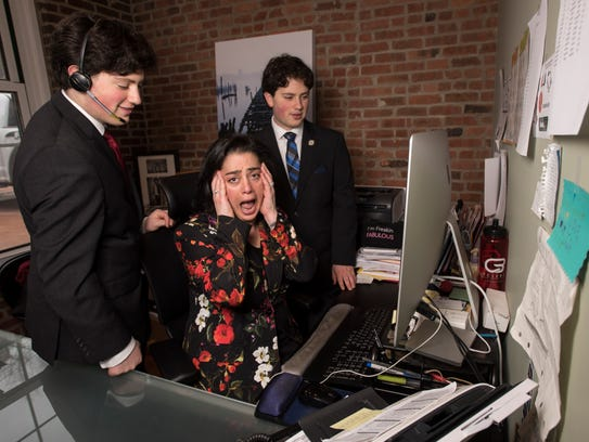 Sandy Rubinstein Klein, CEO of DXagency, with  her