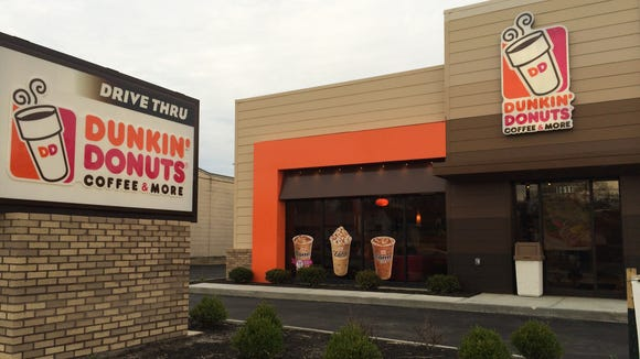 The new Dunkin' Donuts on Winton Road has opened.