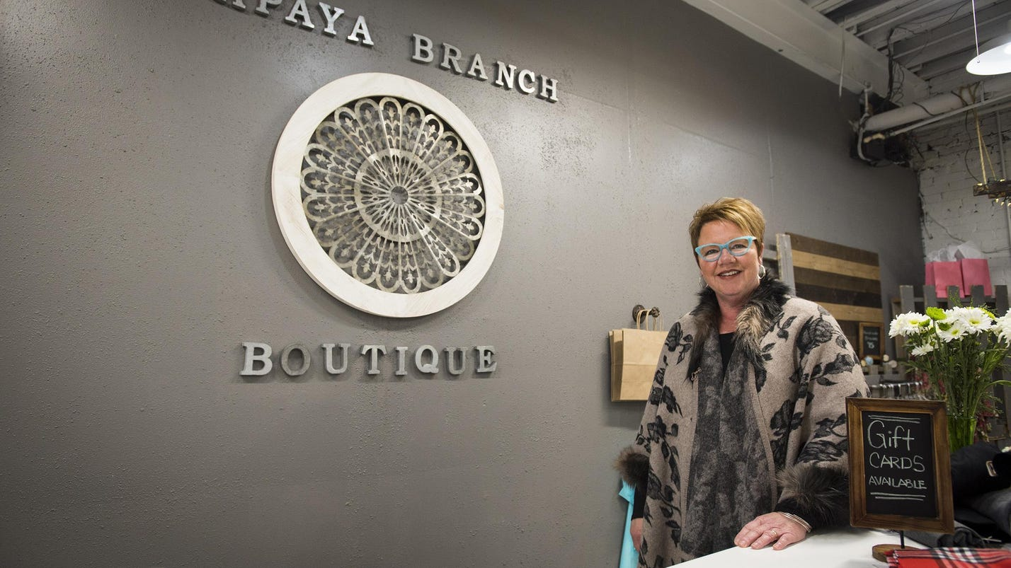 Port Huron woman turns online store into boutique