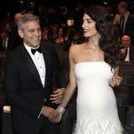 Nacen los gemelos de George y Amal Clooney