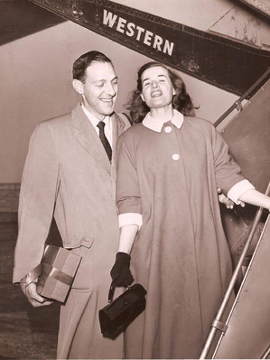 Anniversaries: John Bergman & Marilyn Bergman
