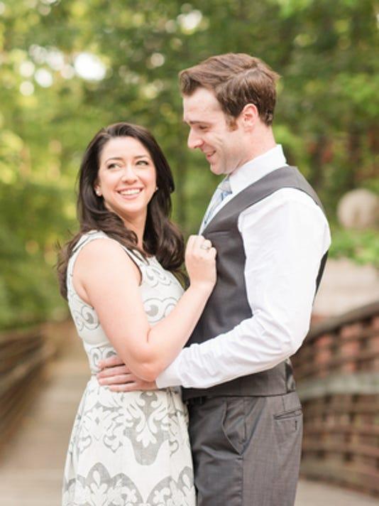 Engagements: Lindsay Morgan & David Bean