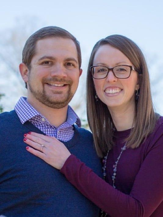 Engagements: Rachel Elizabeth Witt & Anthony Griffith Carosiello