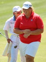 Amateur golfer Haley Moore of Escondido not only earned a berth into the ANA Inspiration in 2015, she made the cut in the major championship at the Dinah Shore Tournament Course at Mission Hills Country Club.