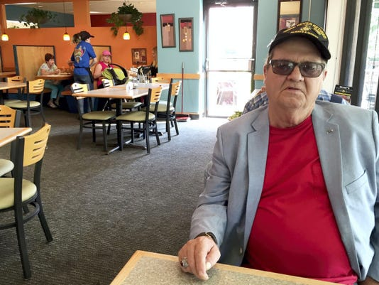"Gifford Abbott, 66, of Springettsbury Township, has filed paperwork with Federal Election Commission declaring his candidacy for president of the United States. Abbott, who's running as an Independent, said in an interview at an Isaac's Restaurant and Deli that he wanted to get on the ballot in Iowa to take on Hillary Clinton, but was not able to get on it. So, figuring ""you only go through life one time,"" he declared his candidacy in February."