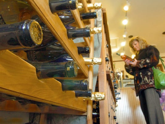 Local wineries like Allegro Vineyards in Chanceford Township are packed with fresh options to sample along the quest for your next favorite wine.