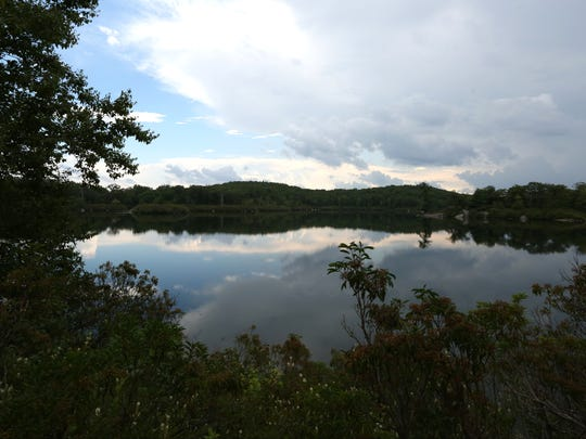 Pine Meadow Lake in Harriman State Park Aug. 11, 2016.