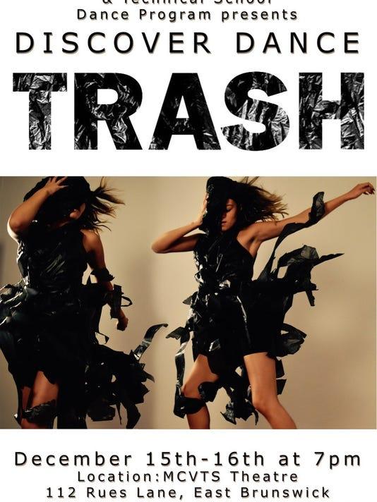 MCVTS dancers offer their take on 'Trash'