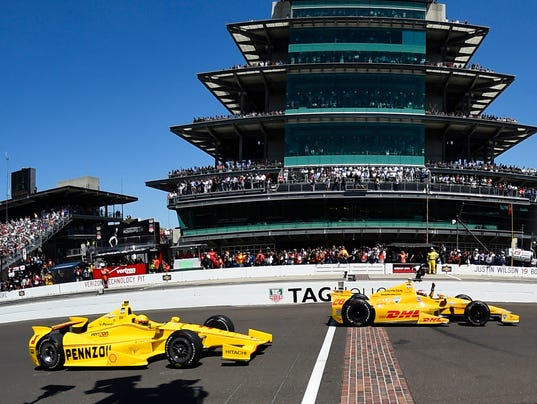 Indianapolis motor speedway will add new safer barriers for The indianapolis motor speedway