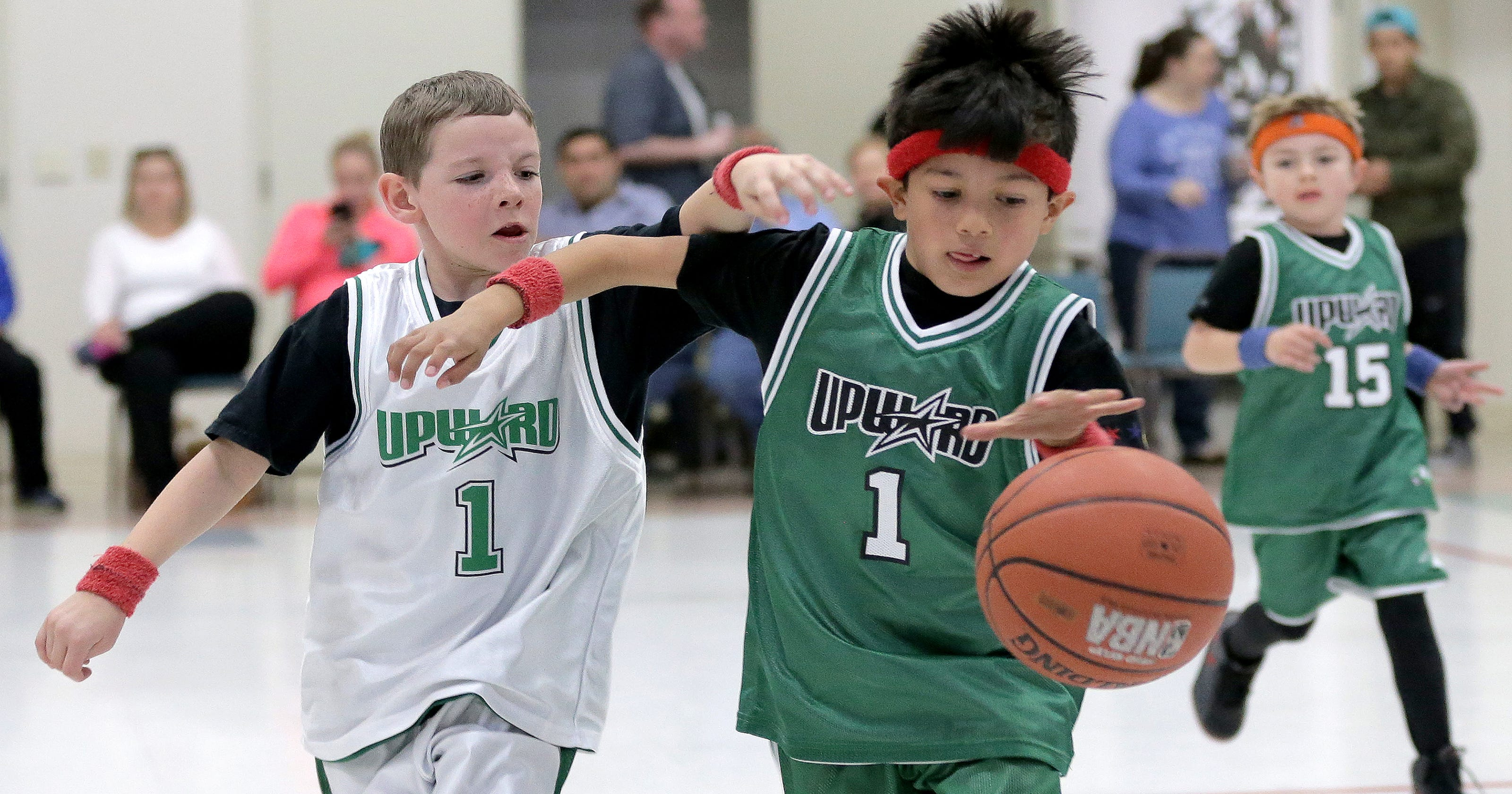 God and hoops: Upward Sports Program good for the soul